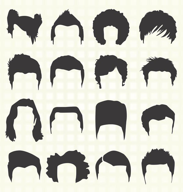 choosing men's hairstyle