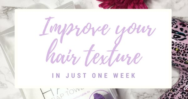 Improve your hair texture