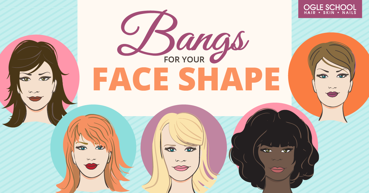 Hairstyles That Suit Your Face: How To Choose The Right Bangs For Your Face Shape