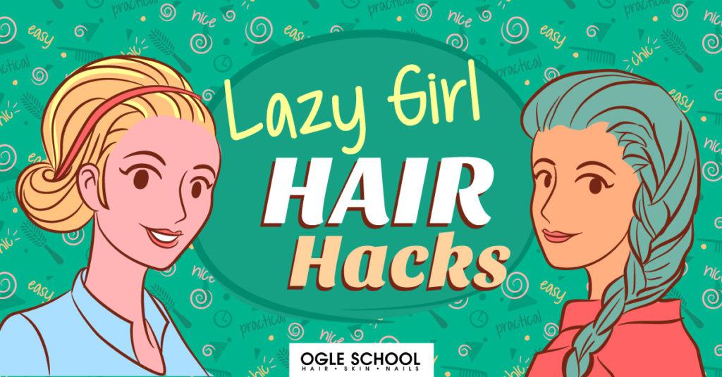 Lazy Girl Hair Hacks_PH