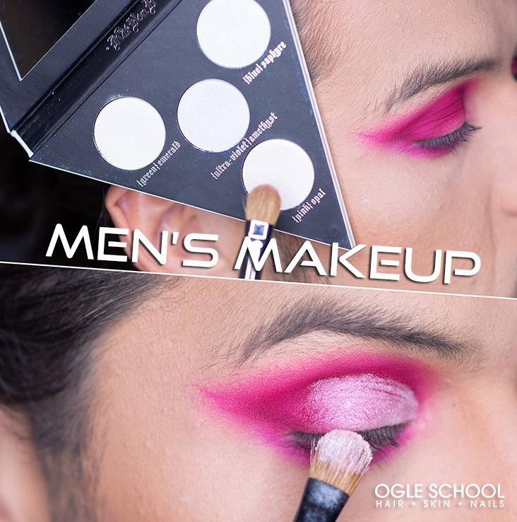 men's makeup tips tutorial eye highlight