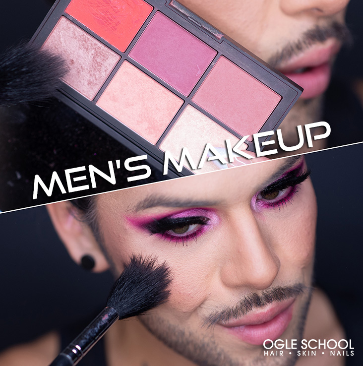 men's makeup tips tutorial cheeks