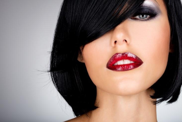 considering hair tones in makeup