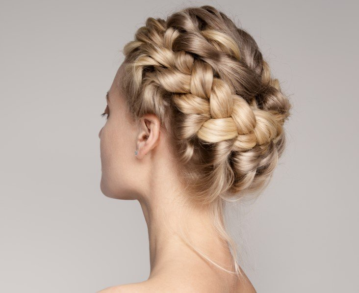 Prom hairstyles for unique hair