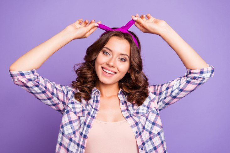 Spicing up your hair gradually
