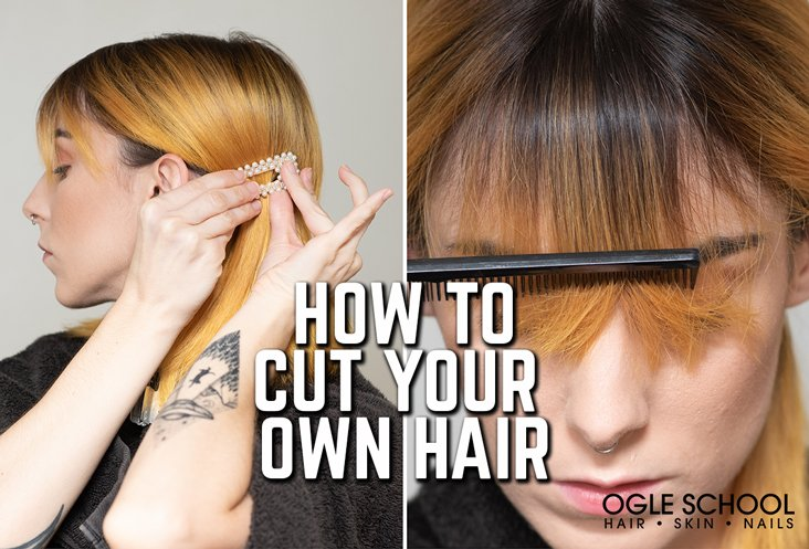 cutting your bangs