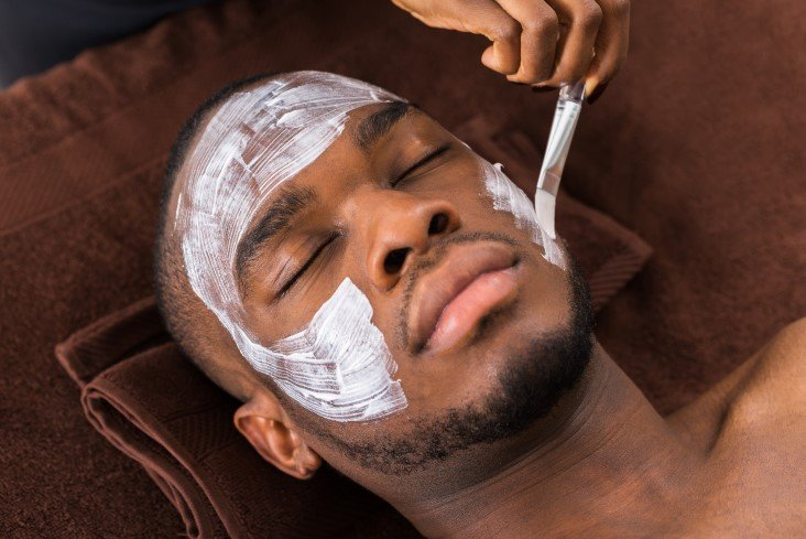 skin care at clinical salons